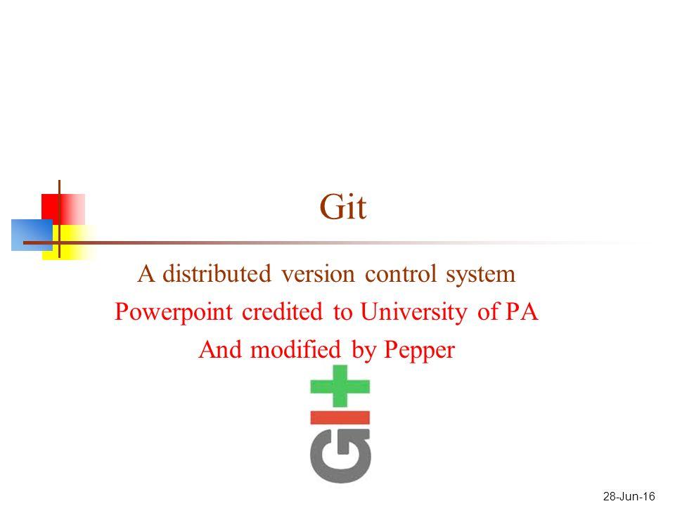 Madison : Github tutorial ppt