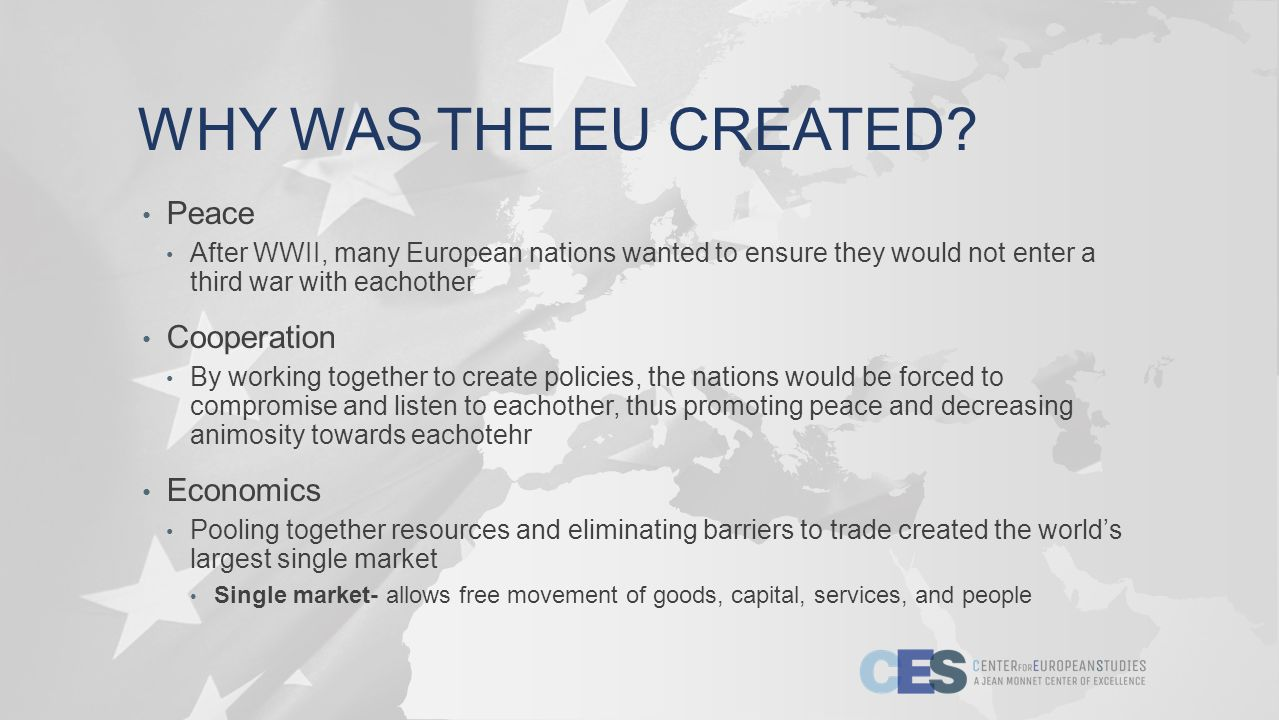 role of european union