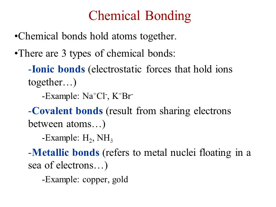 Lecture 21: chemical bonding ppt video online download.