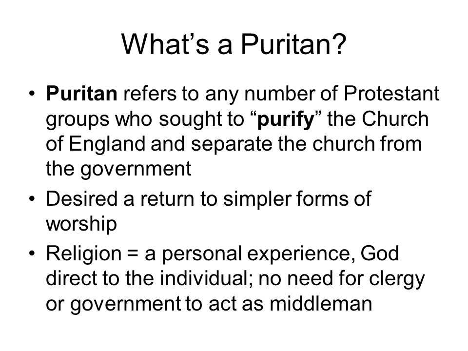 puritanism in american literature pdf