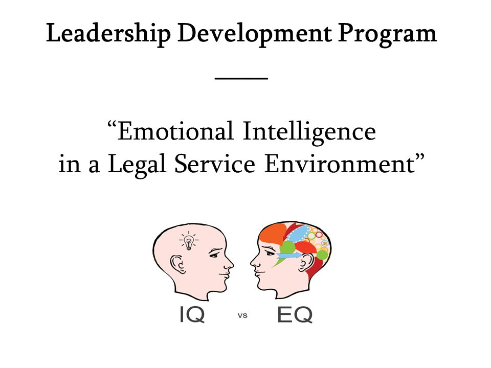 term paper on emotional intelligence Emotional intelligence essay emotional intelligence is the ability to validly reason with emotions and to use emotions to enhance thought this theory grew from a pair of professors in the 1980's, john mayer and peter salovey.