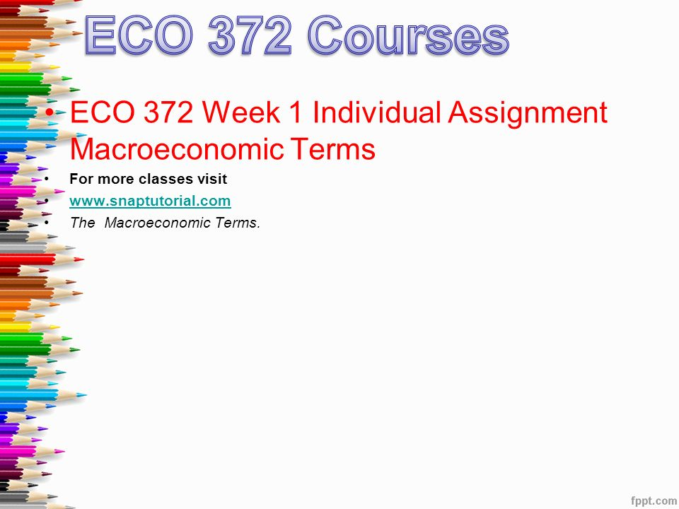 eco 372 week 5 individual international Get help on 【 eco 372 week 5 individual international trade and finance speech essay 】 on graduateway ✅ huge assortment of free essays throughout history, there have been many market structures and systems, as well as trade amongst international countries and colonies.