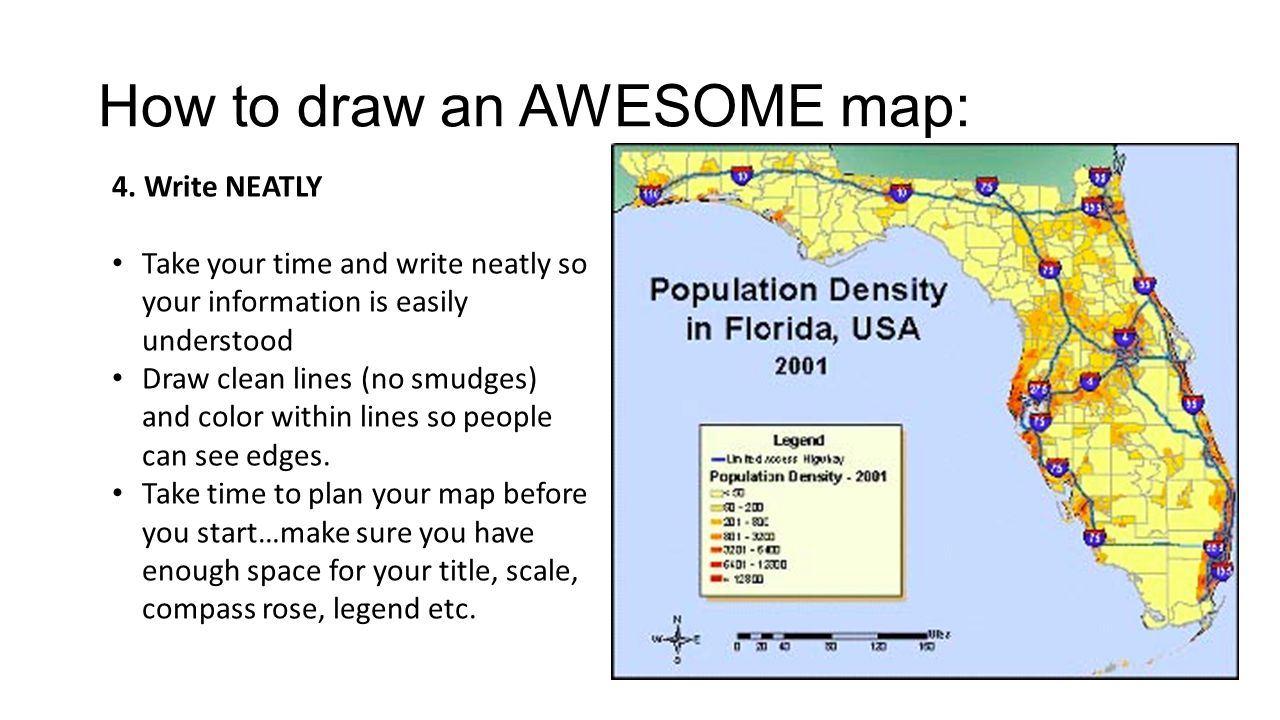 Lesson 5: Maps How do you create an AWESOME map?. - ppt download