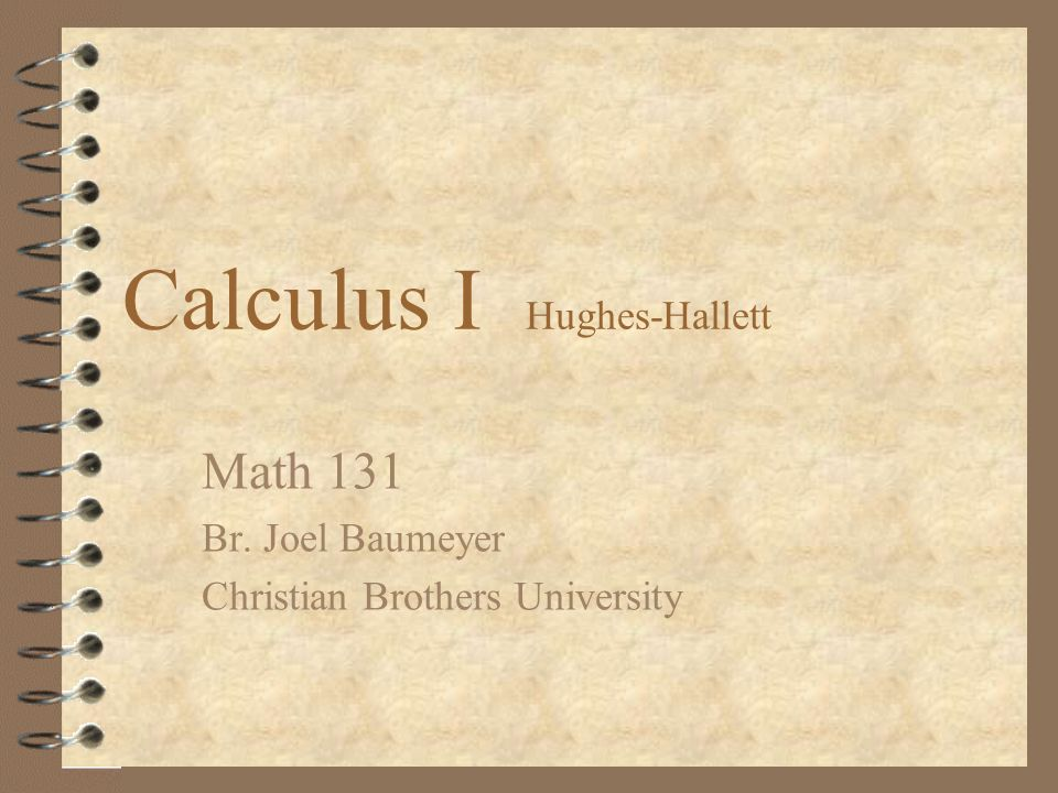 math 132