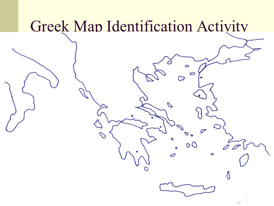 Ancient Greece Minoans Mycenaeans Chapter 8 Section 1 World