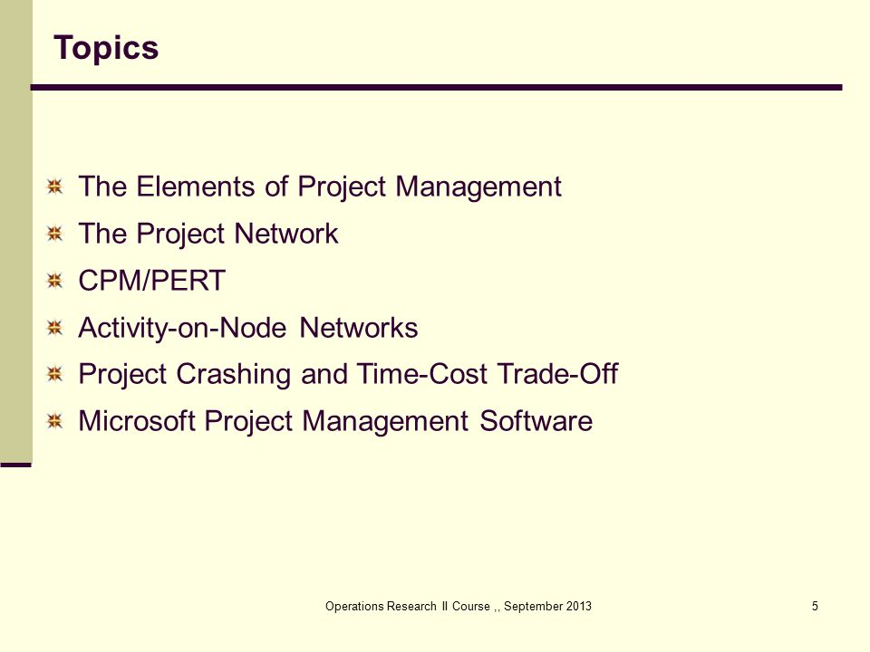 research topics on operations management