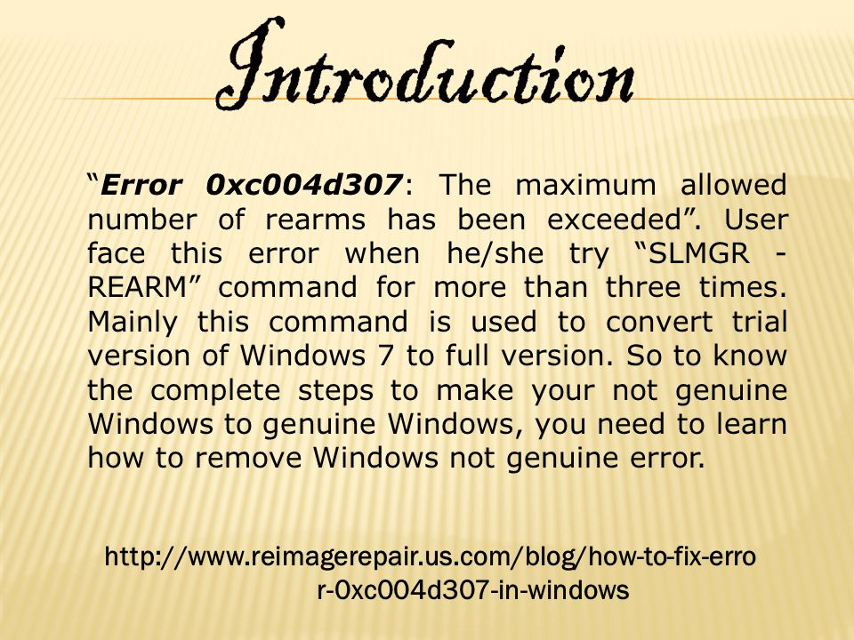 reimage windows error repair tool
