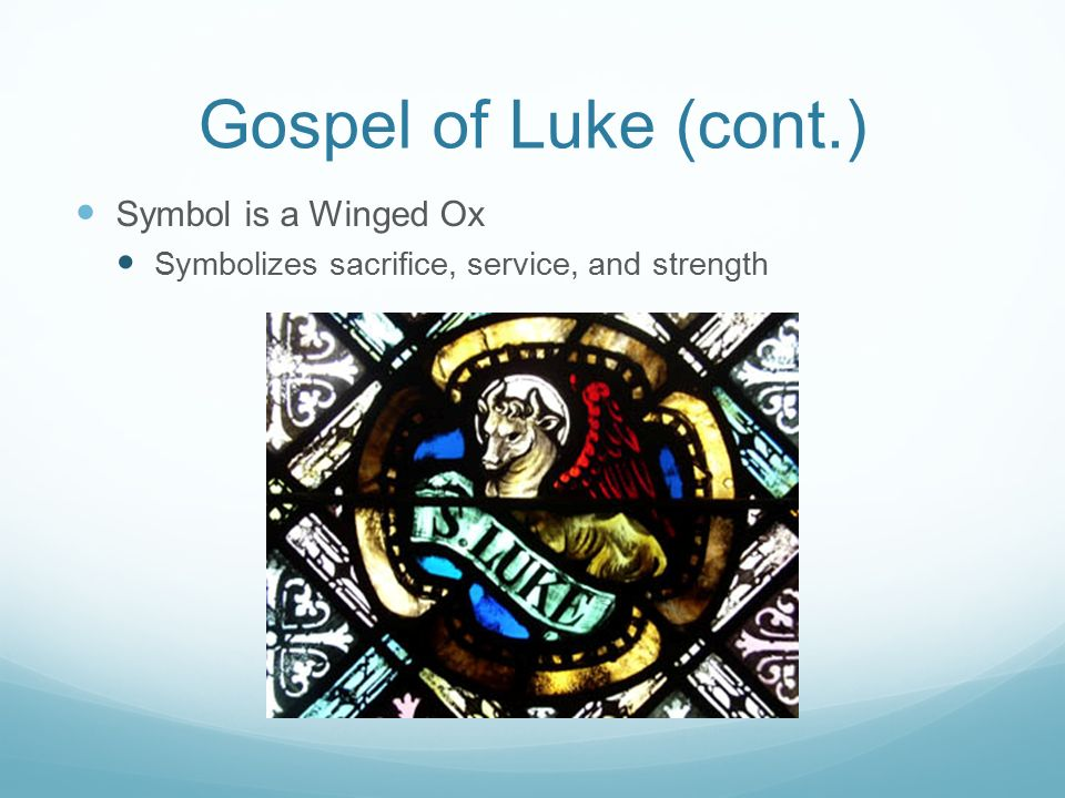 gospel of luke The gospel of luke michelle nailon b arts, btheol, m theol, graddiptheol it is hoped to add some teaching material here on the gospel of luke animated text on luke's gospel can be found.