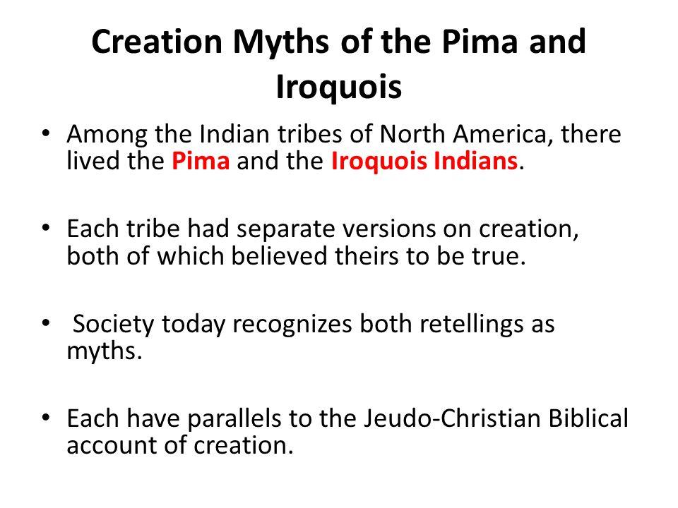 pima creation story