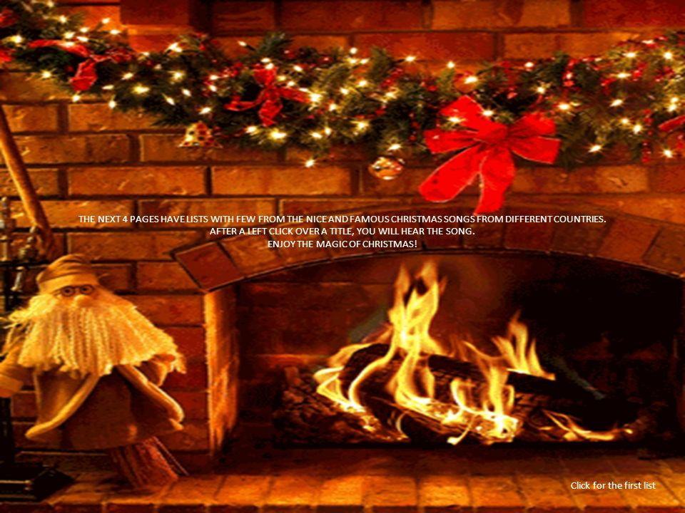 Copyright reserved Music: Romanian Carol for Christmas