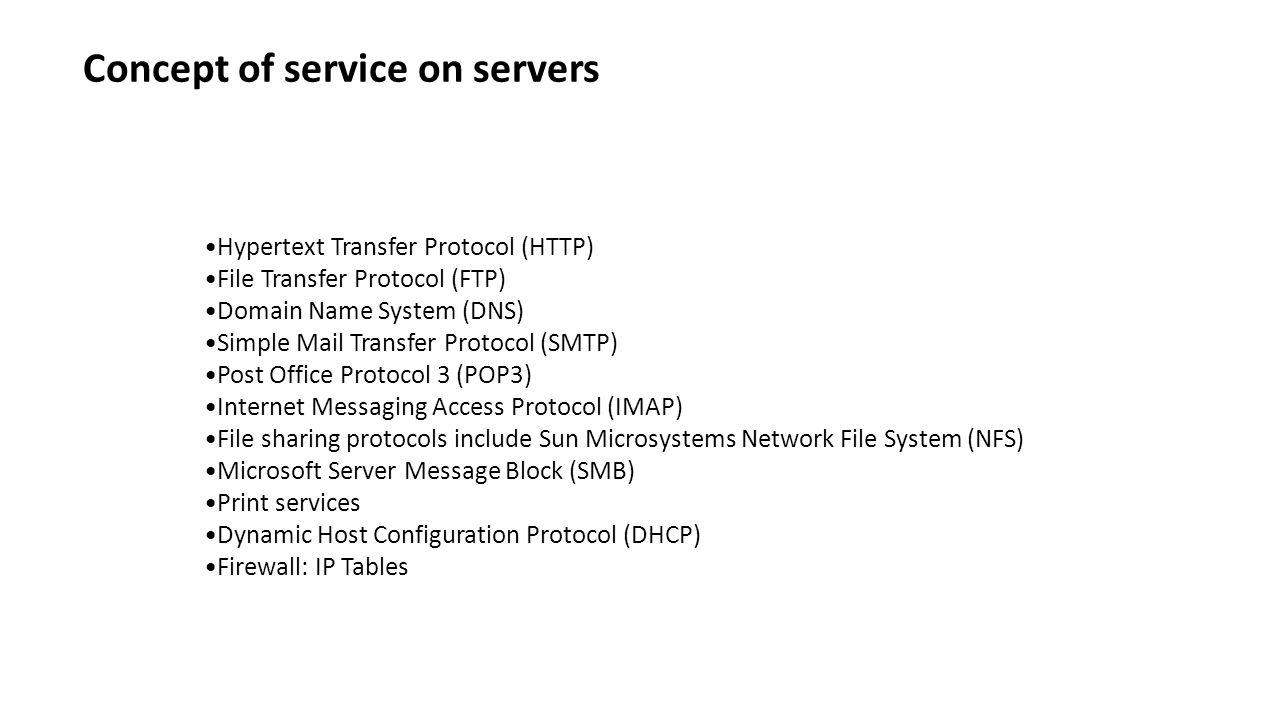 Server Administration, Server Management and Networking