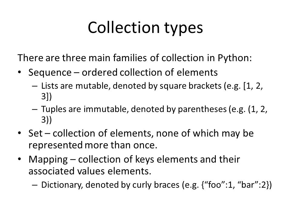A thorough introduction to Python  What is Python exactly