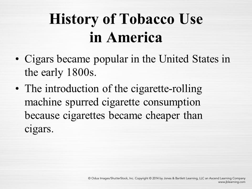history of tobacco pdf