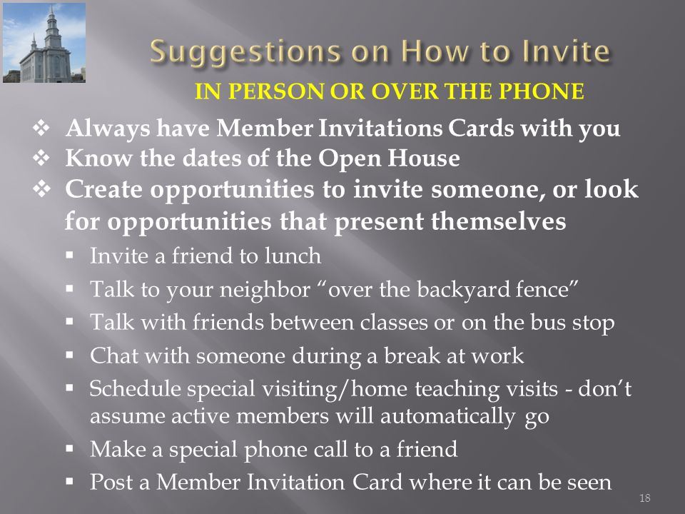 Suggestions on inviting everyone to the philadelphia temple open 18 always stopboris Image collections