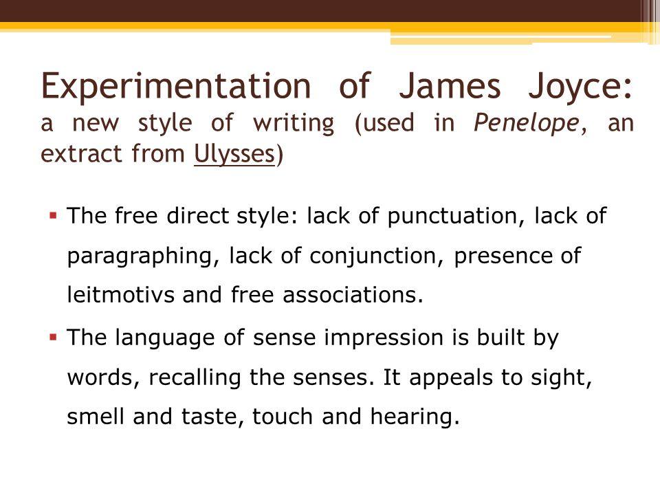 james joyce works