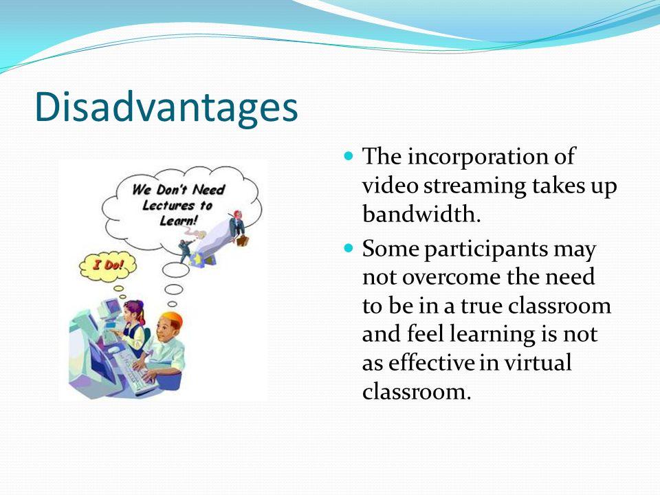 disadvantages of agenda