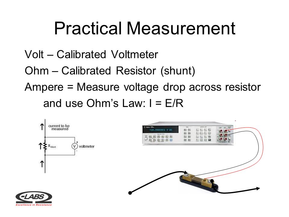 Calibrating DC Current Shunts: Techniques and Uncertainties Jay