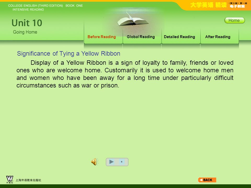 1 Tradition Of Tying A Yellow Ribbon Significance Of Tying A Yellow