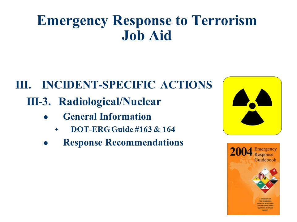 describe the actions to take in response to emergency situations fire settings a security incident i 132 incident command system  emergency  which applies to response actions that  this may be best accomplished by defining the incident response.