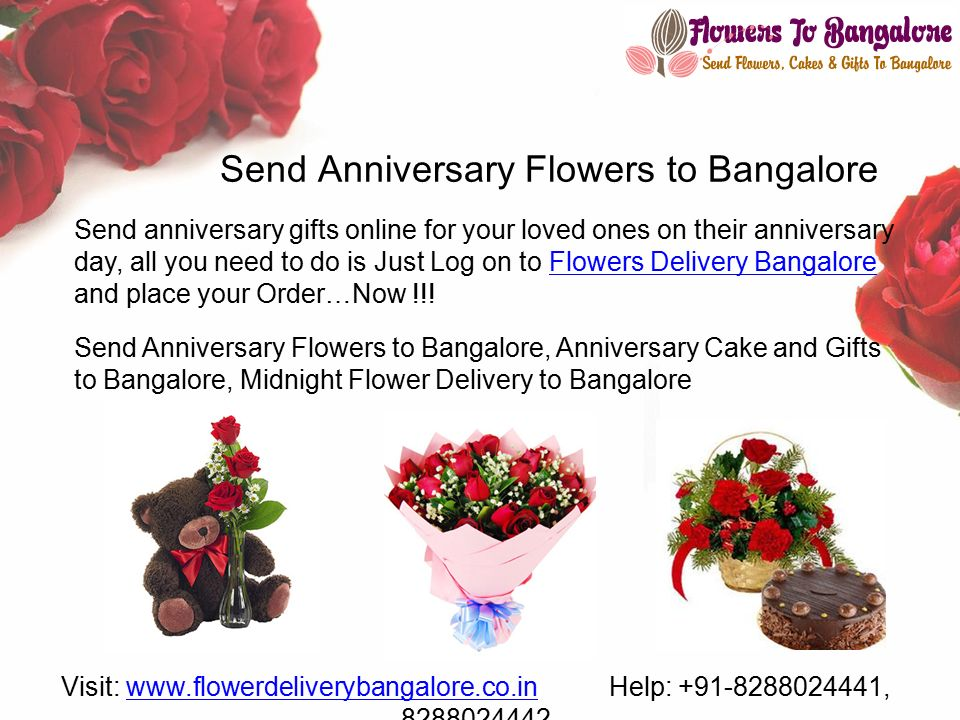 If you are miles away from your family and friends in Bangalore and ...