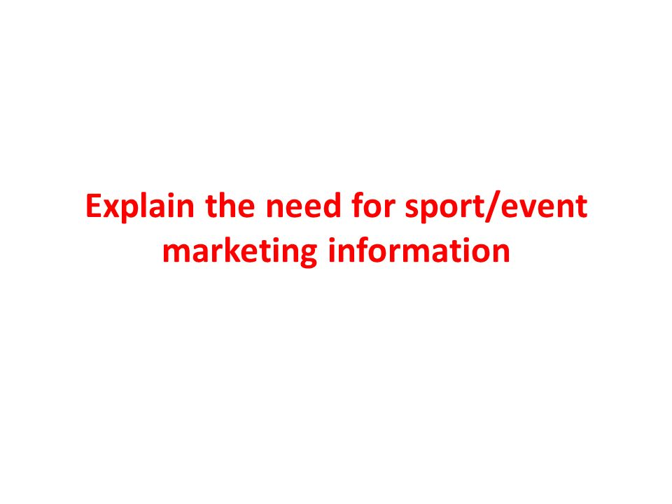 2 03 Acquire Foundational Knowledge Of Marketing Information