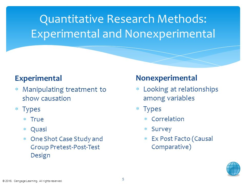 Chapter 13 Research & Evaluation 1 © Cengage Learning. All rights reserved.  - ppt download