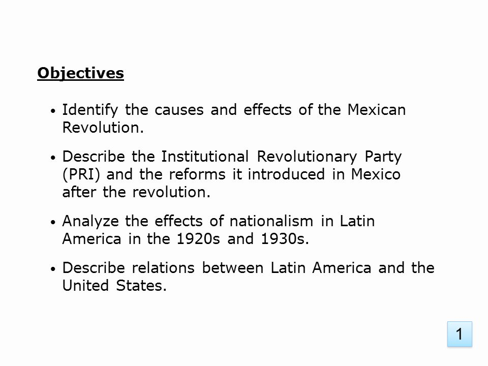effects of nationalism in latin america