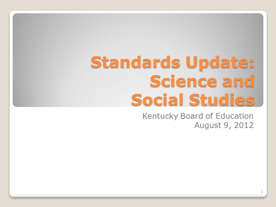 social studies standards ky