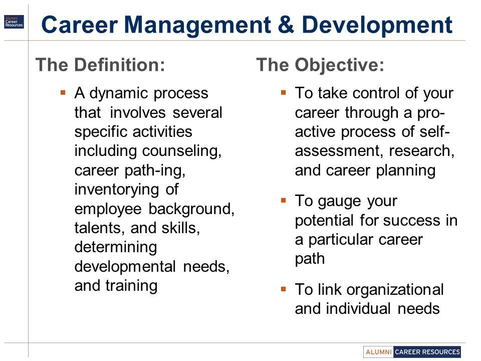 McCombs Career Webinar Thursday, April 18  Personal Career