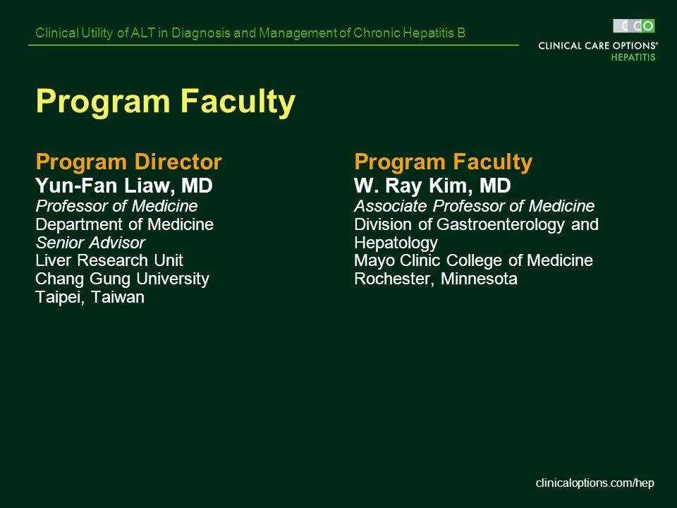 W  Ray Kim, MD Associate Professor of Medicine Division of
