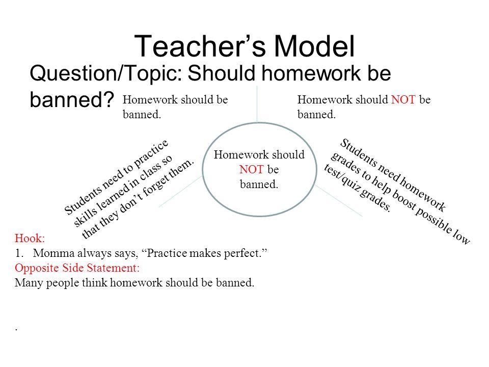why students need homework