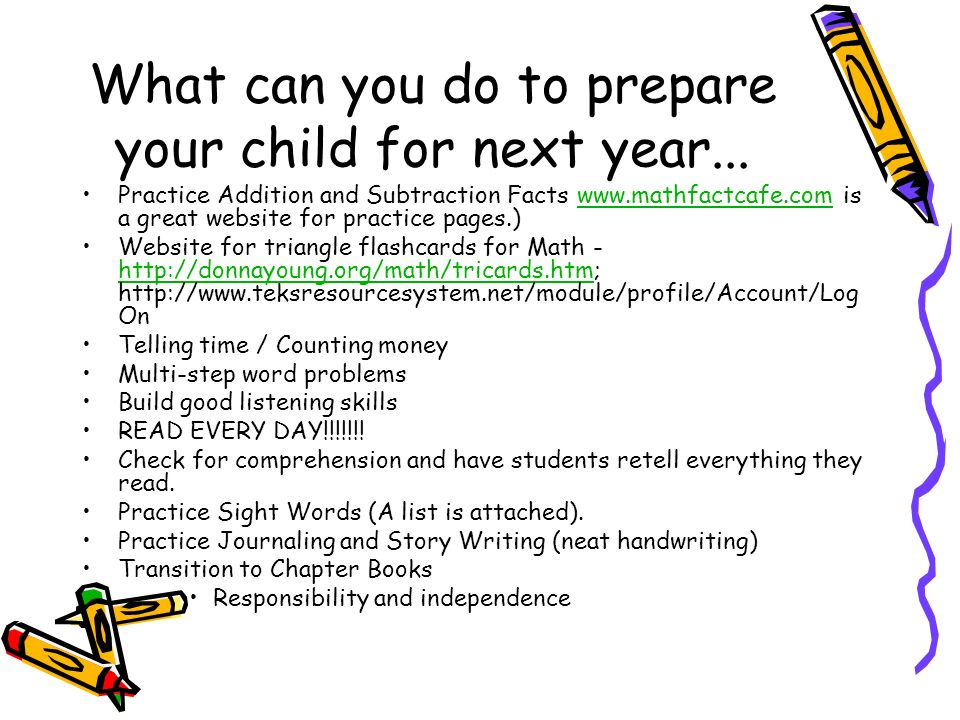 All About Second Grade! Presented by The Second Grade Team. - ppt ...