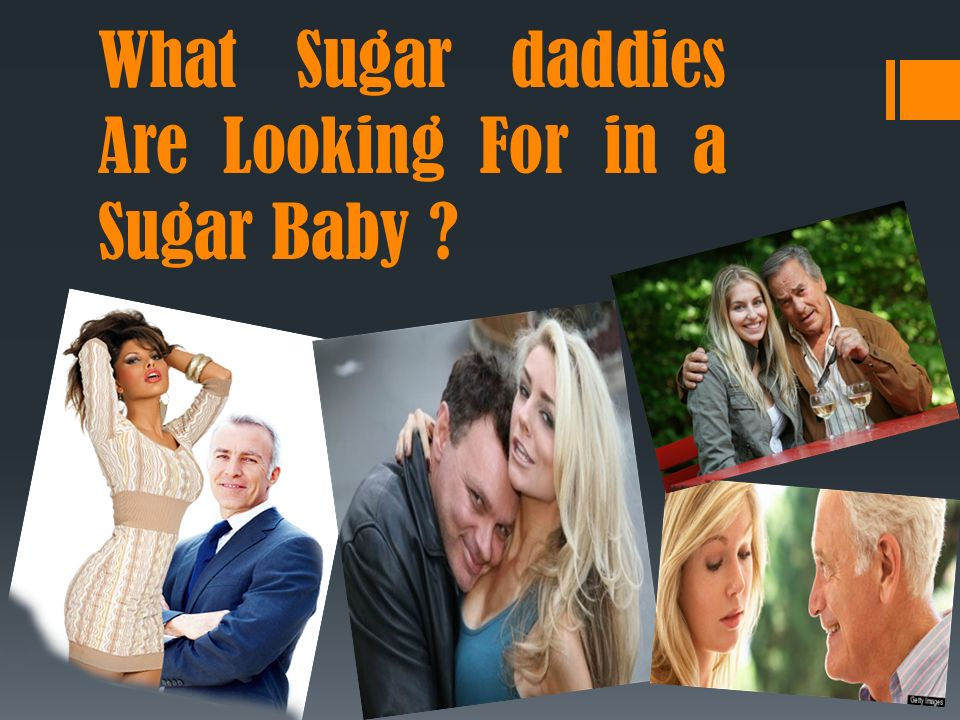Looking for sugar baby