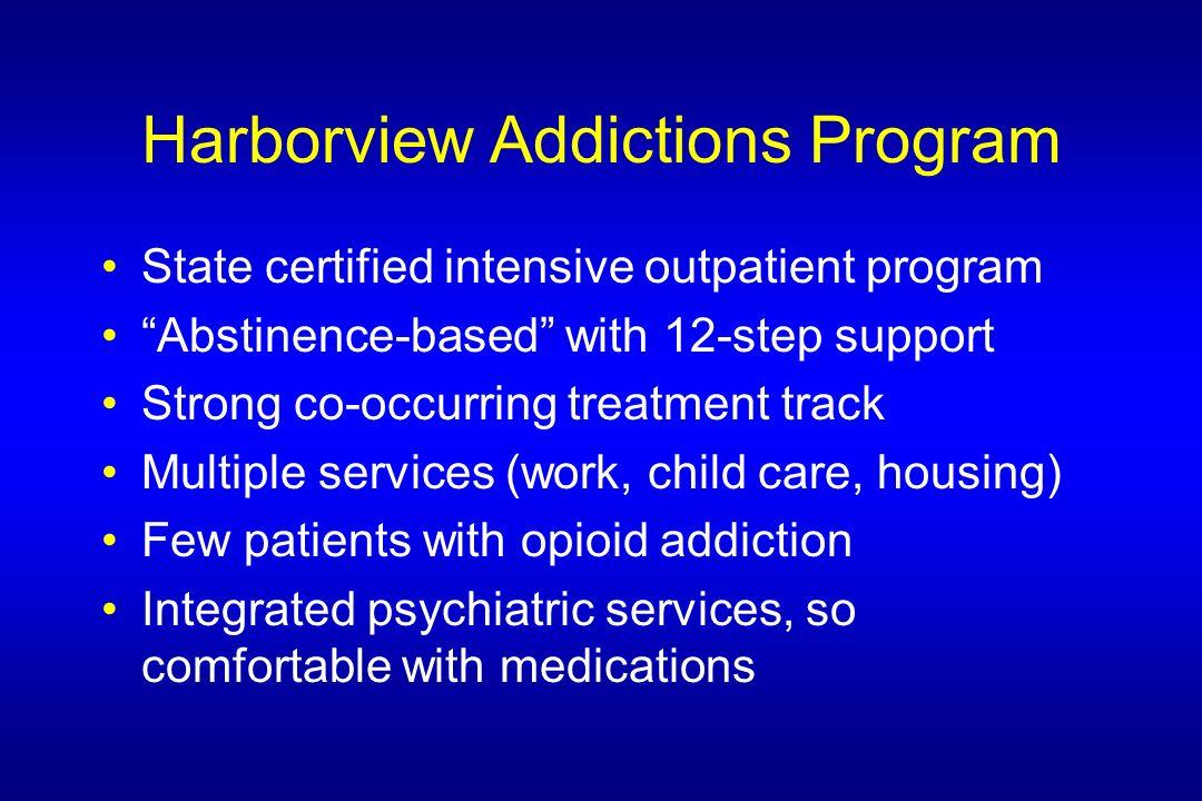 Suboxone And Opioid Trends Joseph Merrill M D M P H University Of