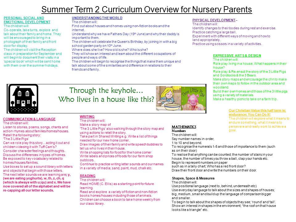 Nursery Pas Through