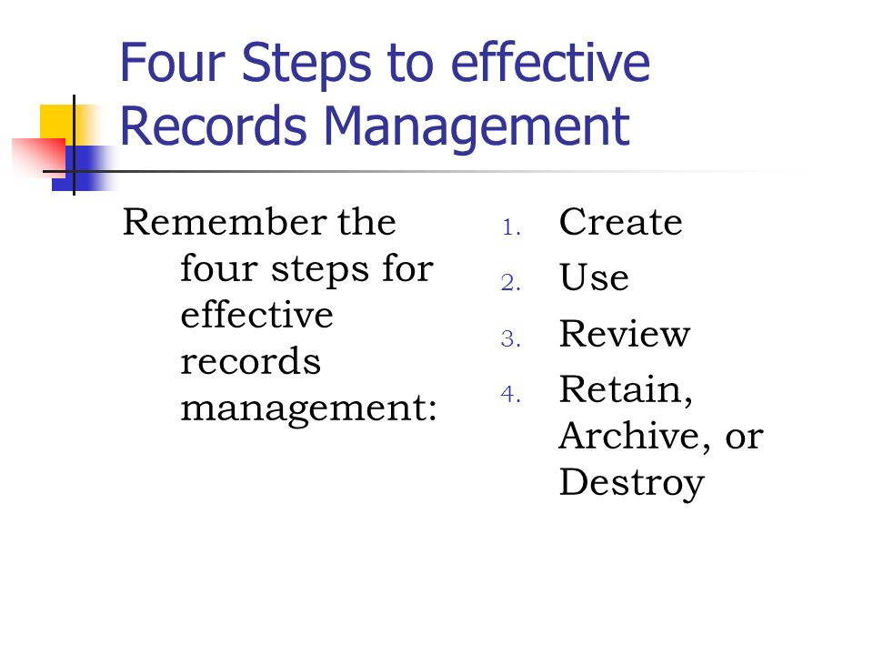 Introduction to records management in a sharepoint 2013 site youtube.
