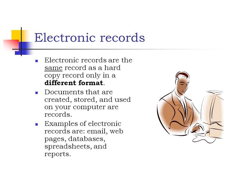 University of kentucky records management tutorial taking.