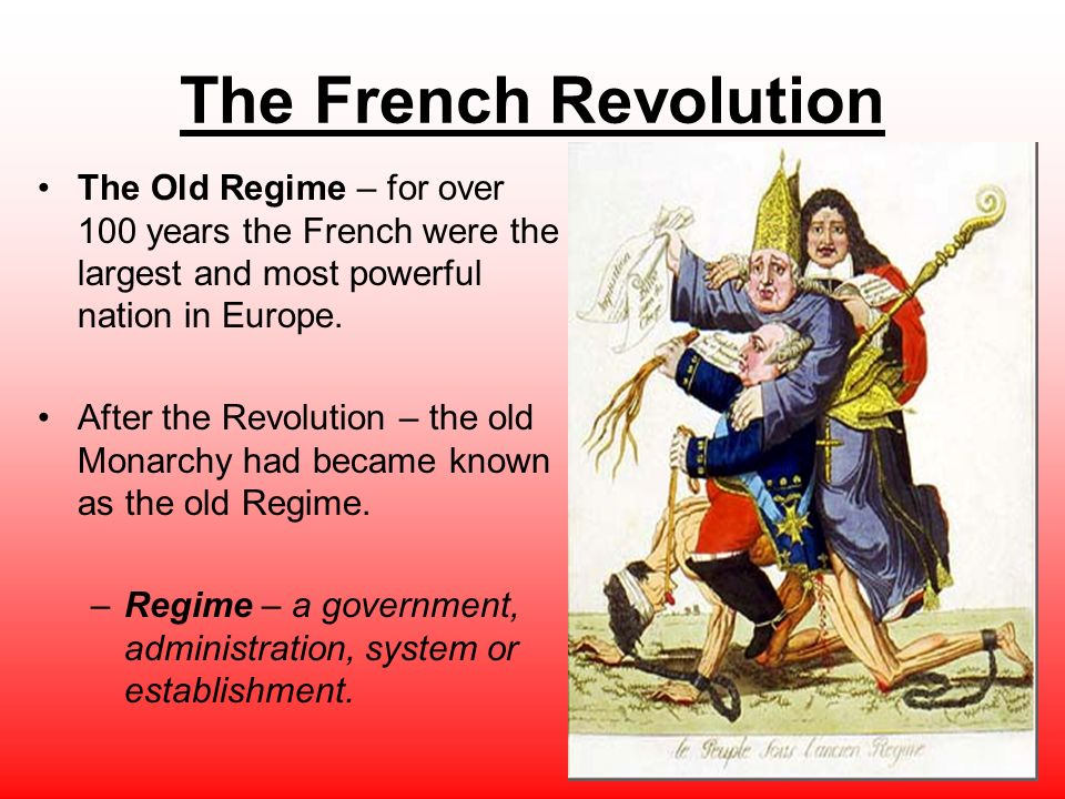 french government after revolution