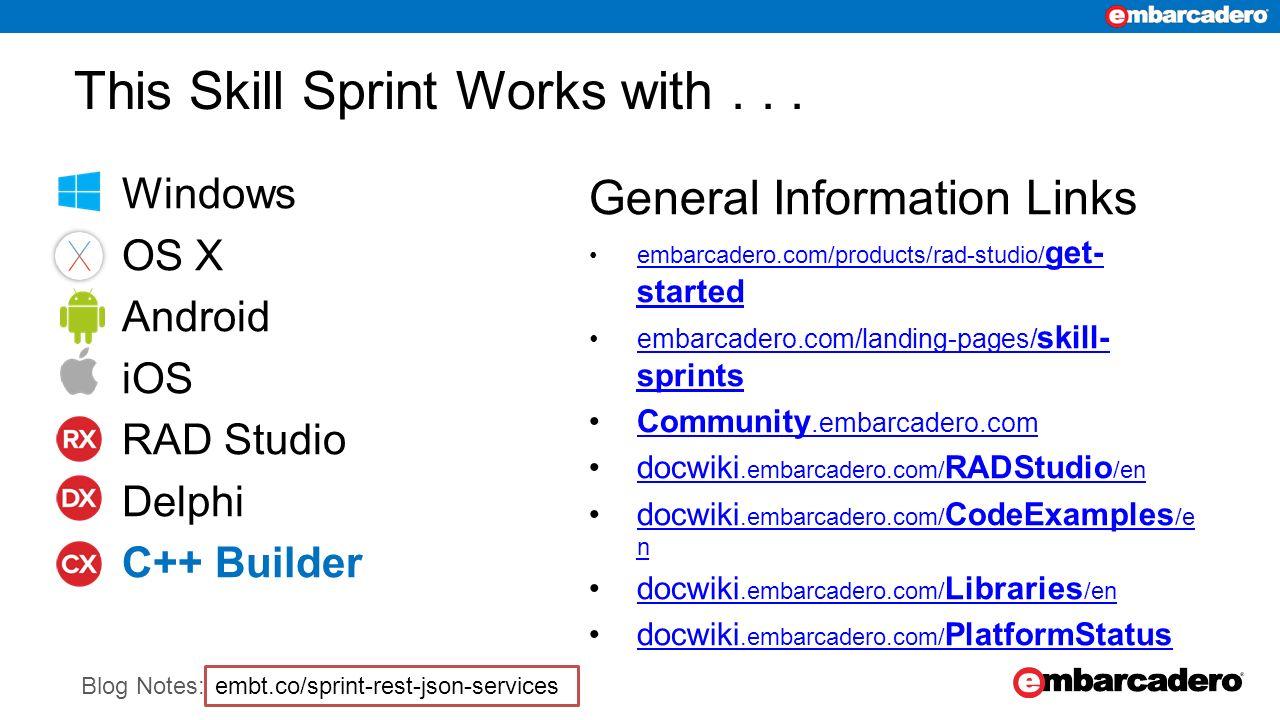 Embt co/sprint-rest-json-services Blog Notes: Building RESTful