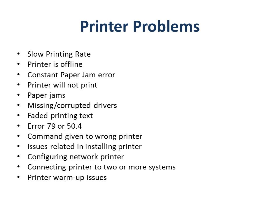 HP Printer Technical Support - for Instant Troubleshooting