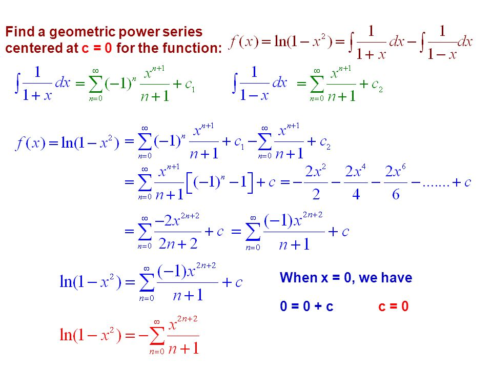 power function in c without pow