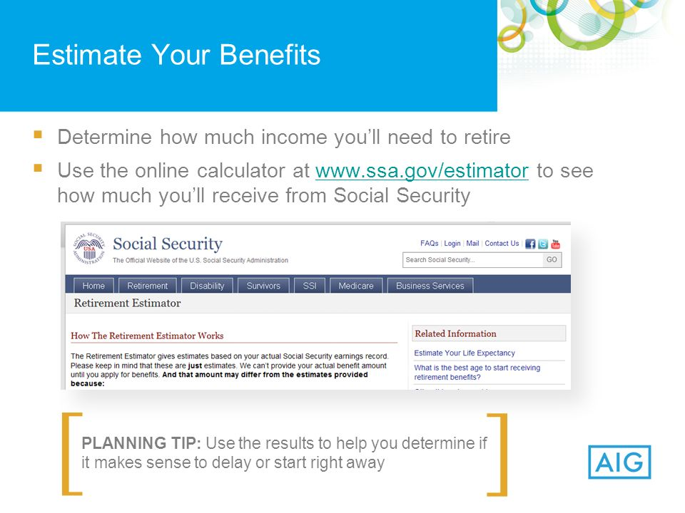 Social Security What You Need to Know to Help Maximize Your