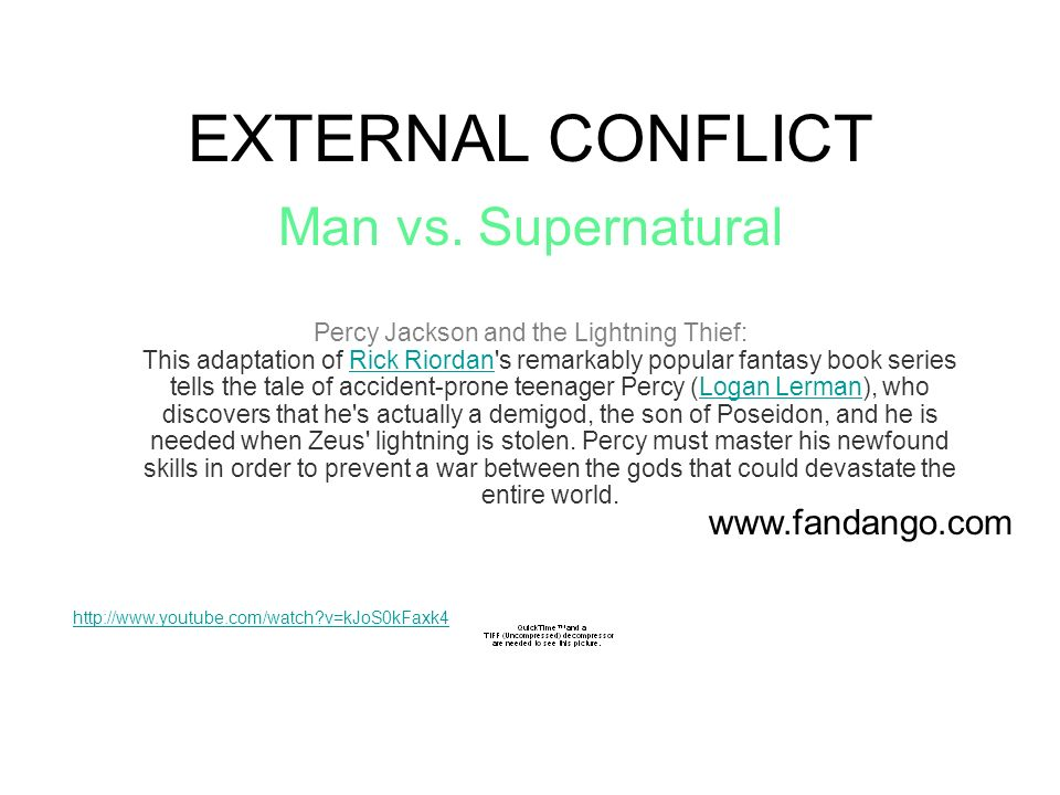 How Are Central Internal And External Conflicts Different Leq