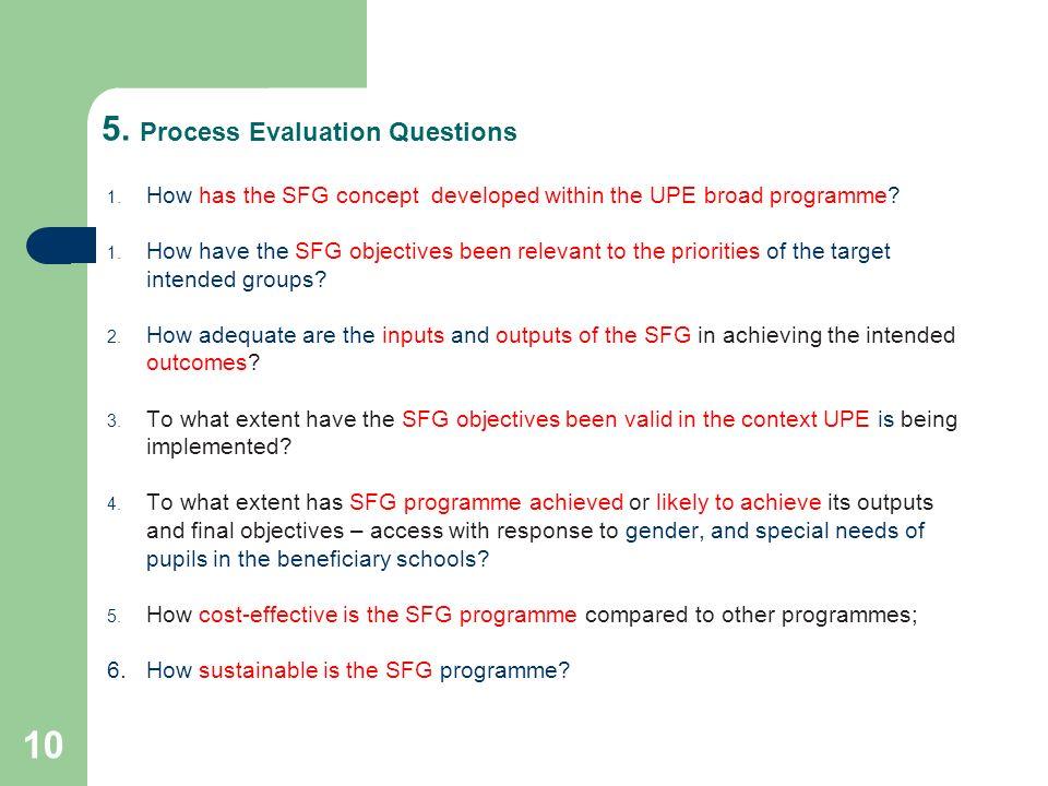EVALUATION OF THE UNIVERSAL PRIMARY EDUCATION PROGRAM-UGANDA