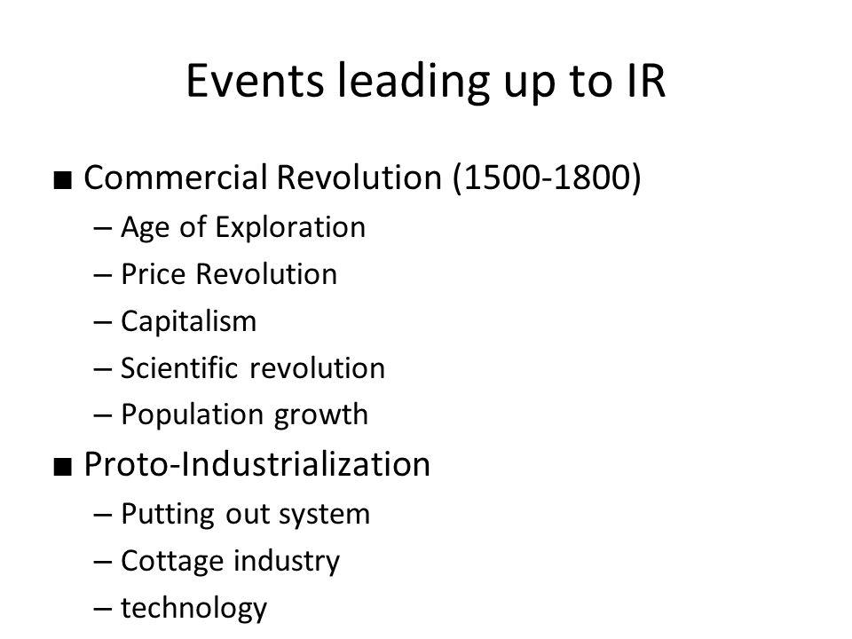industrial revolution definition