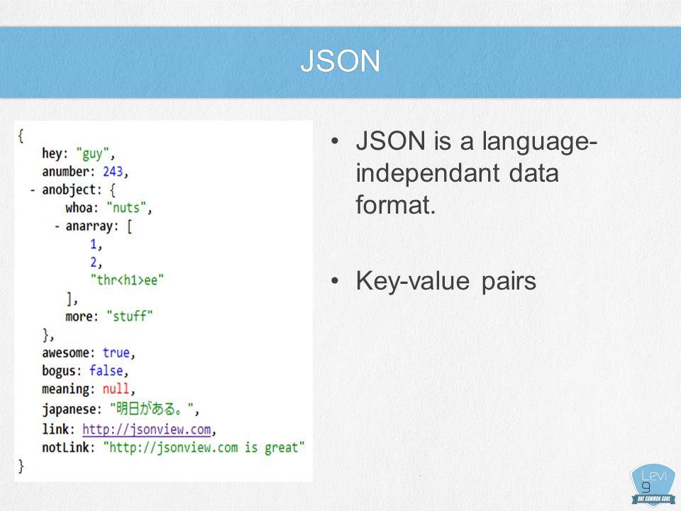 Dynamic Key Value Pair Json