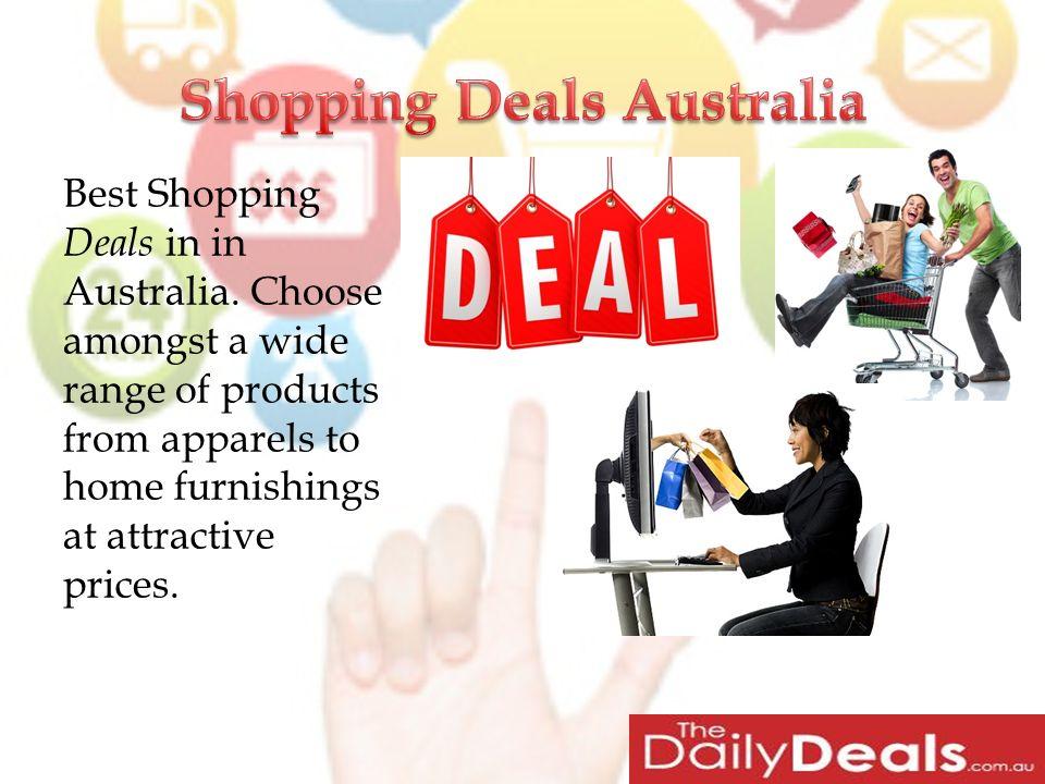 daily deals online australia