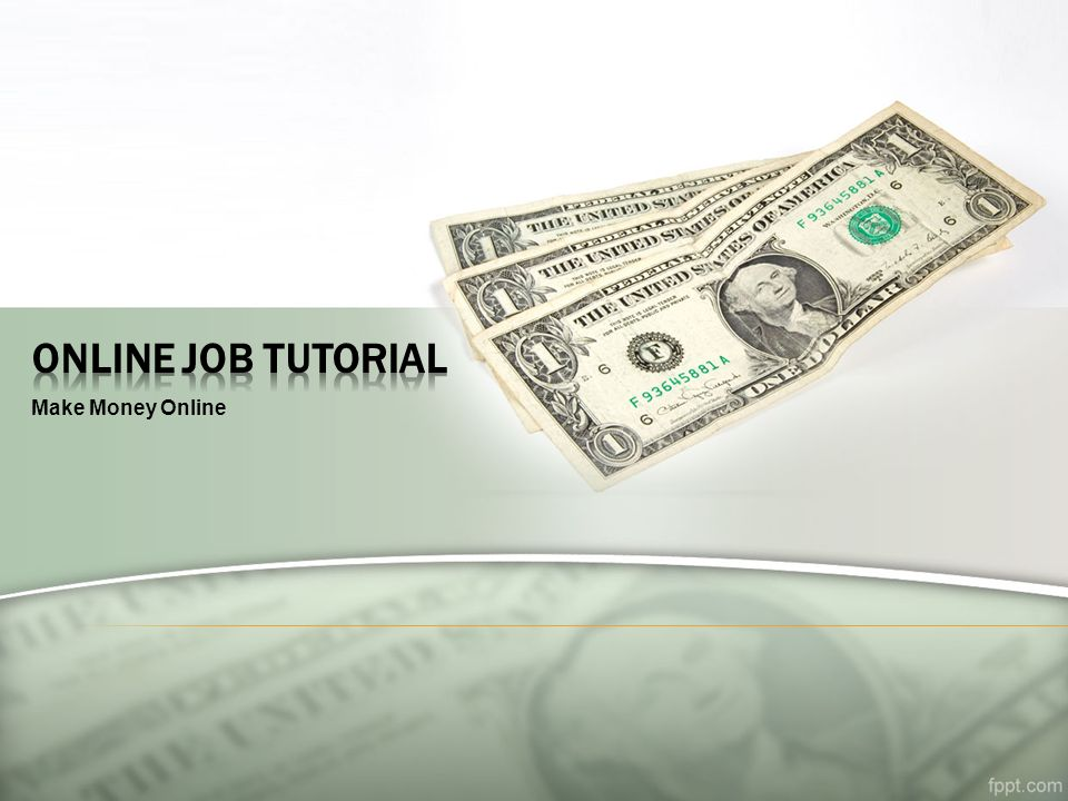 Make Money Online   Introductions  Expectations  Requirements