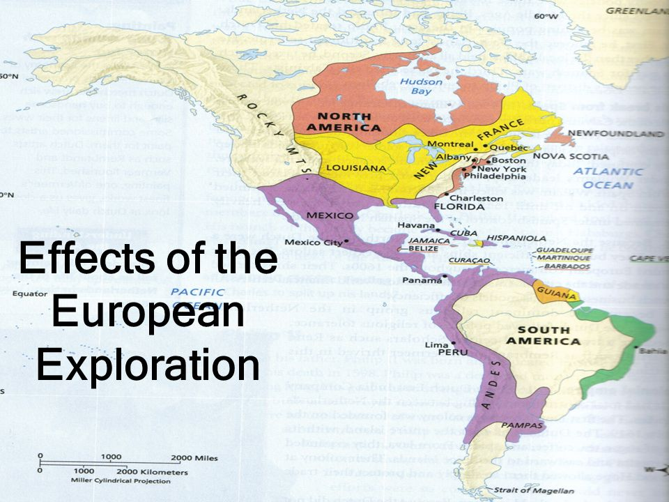 Effects of the european exploration after explorers sailed nations 1 effects of the european exploration gumiabroncs Image collections