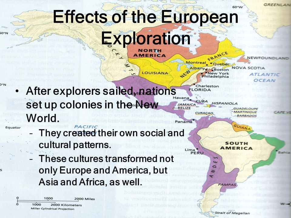 Effects of the european exploration after explorers sailed nations after explorers sailed nations set up colonies in the new world gumiabroncs Image collections